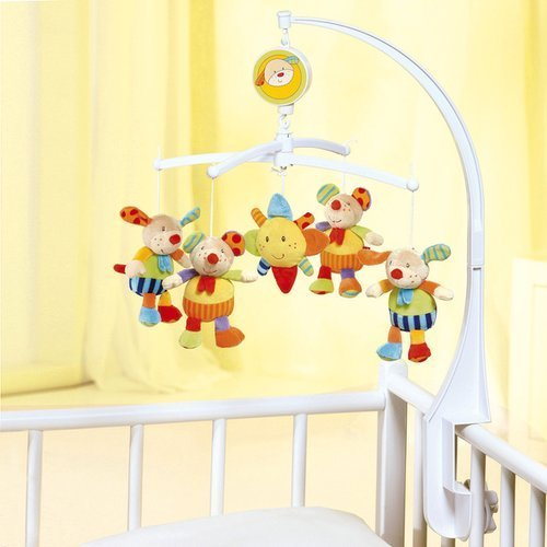 Solini musik mobile baby mobile neu mehrfarbig ebay for Sessel quietscht
