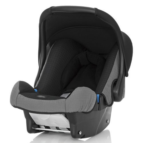 britax r mer babyschale baby safe babysafe autositz neu schwarz ebay. Black Bedroom Furniture Sets. Home Design Ideas