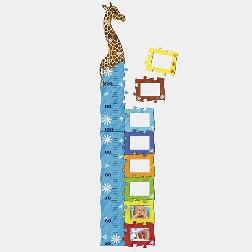 baby walz messlatte giraffe kinder messleiste neu natur. Black Bedroom Furniture Sets. Home Design Ideas
